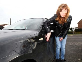 Autocasco Porysowany samochód
